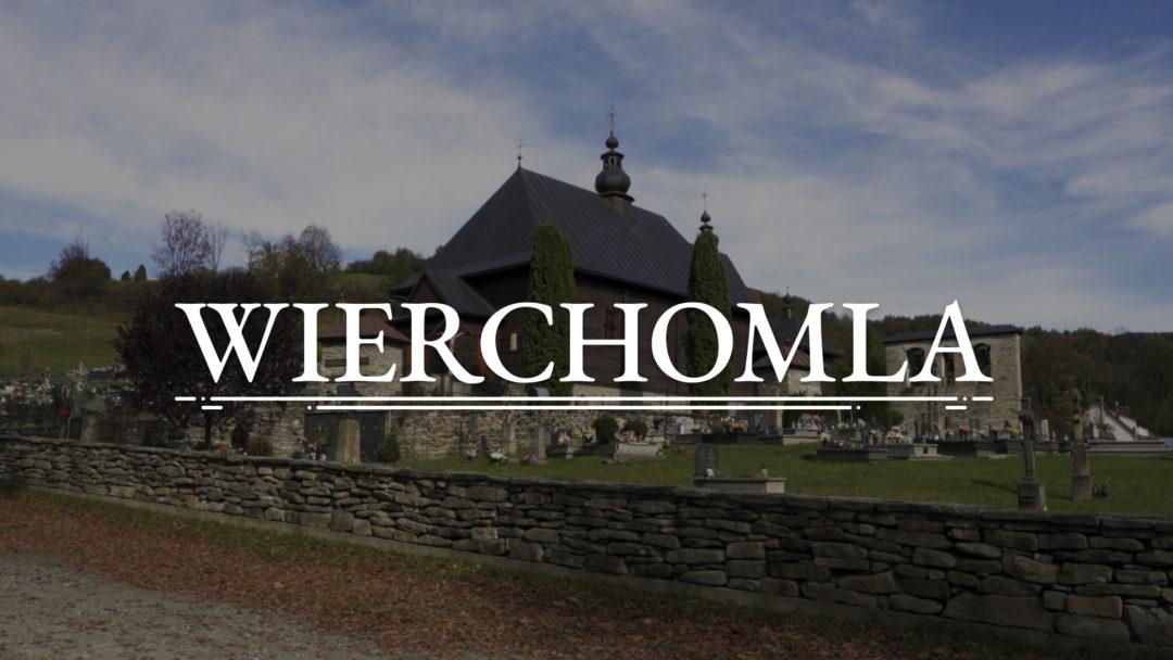 Wierchomla Wielka – Cerkiew pw. św. Michała Archanioła