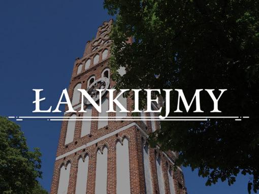 ŁANKIEJMY – Roman Catholic church St. John the Baptist