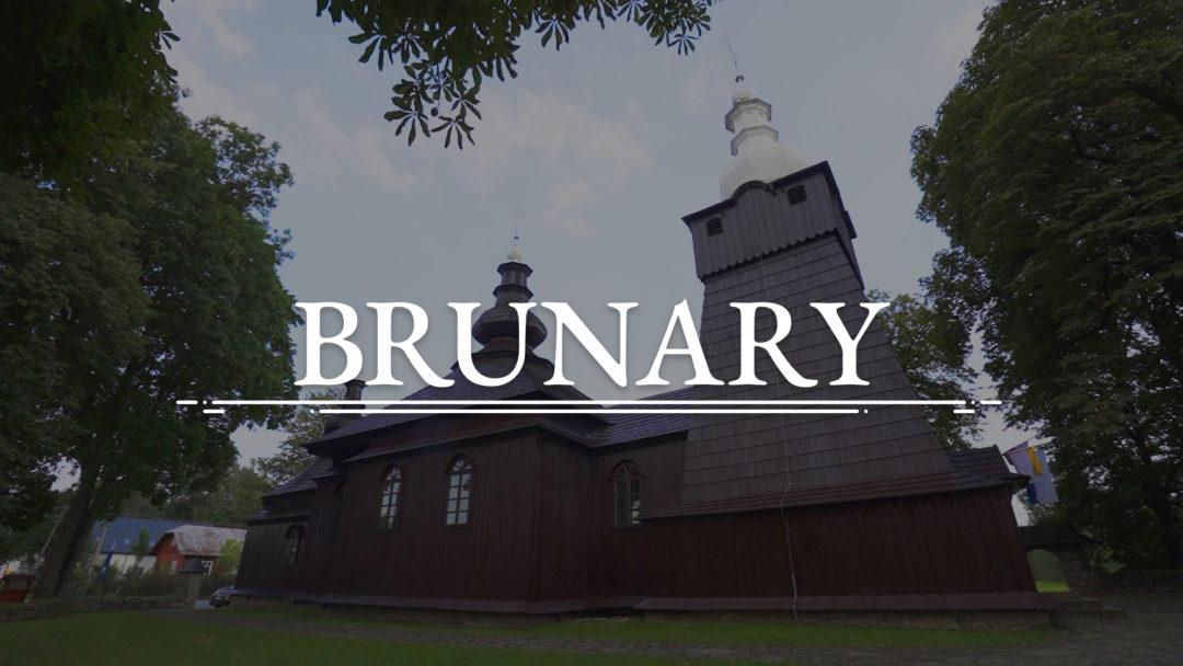Brunary – Cerkiew św. Michała Archanioła (UNESCO)