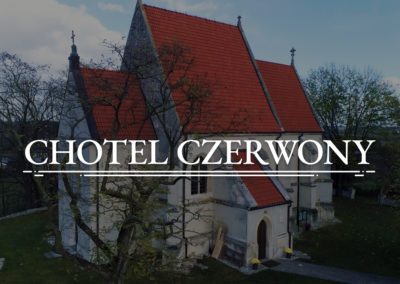 CHOTEL CZERWONY – Church of St. Bartholomew
