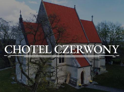 CHOTEL CZERWONY – Church of St. Bartholomew