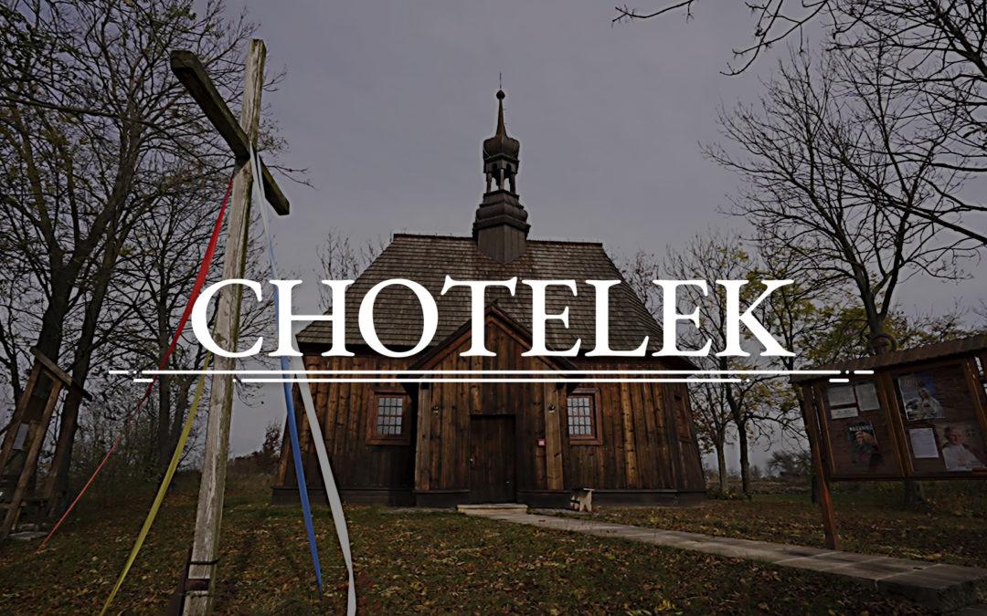 CHOTELEK – Kościół pw. św. Stanisława Biskupa