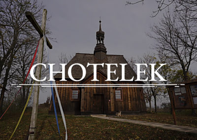 CHOTELEK – Church of St. Stanislaus the Bishop