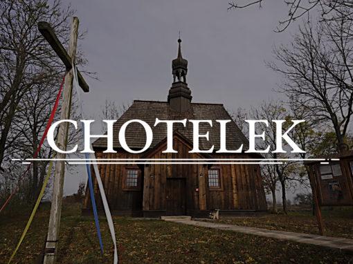 CHOTELEK – Eglise sous le vocable de Saint Stanislas l'Évêque