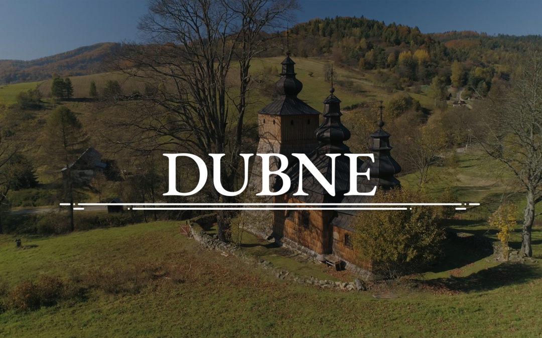 DUBNE – Église orthodoxe gréco-catholique de Saint-Michel-Archange