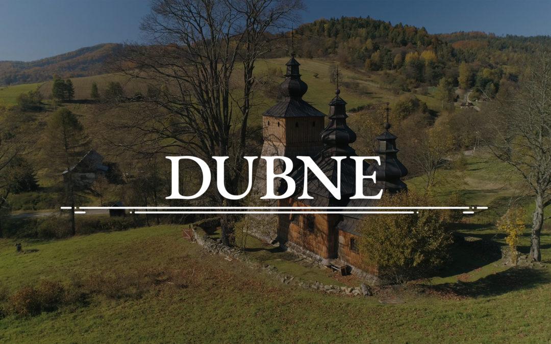 DUBNE – Cerkiew greckokatolicka św. Michała Archanioła
