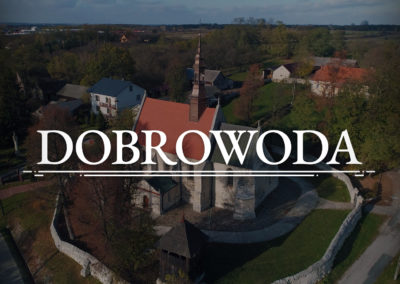 Dobrowoda – St. Mary Magdalene Church