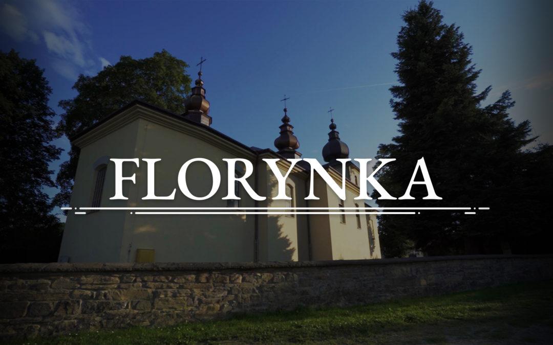 FLORYNKA – Greek Catholic church of St. Archangel Michael