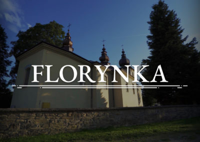 FLORYNKA – Greek Catholic church of St. Archangel Michael