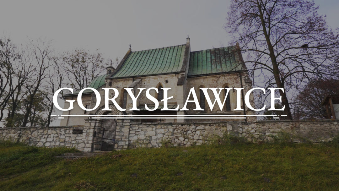 GORYSŁAWICE – Kościół pw. św. Wawrzyńca