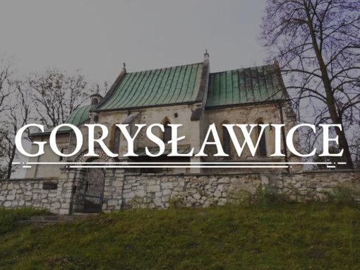 GORYSŁAWICE – Church of St. Lawrence