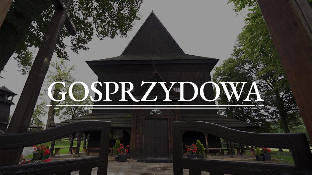 GOSPRZYDOWA – Kościół pw. św. Urszuli z Towarzyszkami