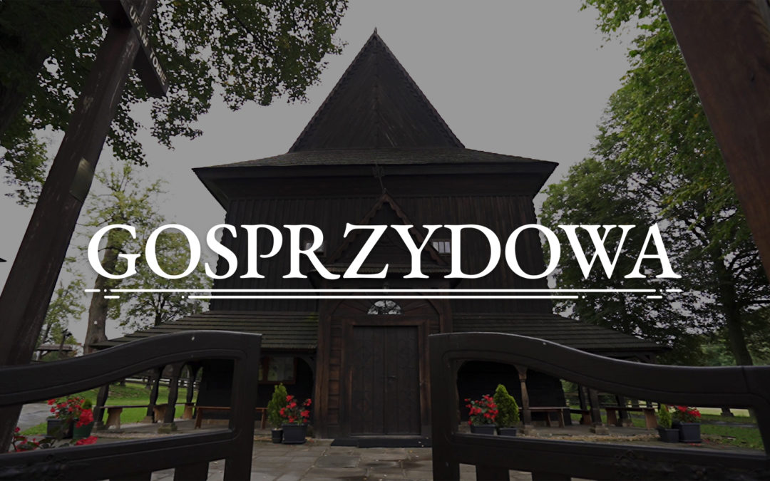 Gosprzydowa – the Church of St. Ursula and her companions