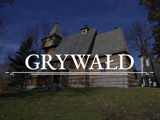 Grywald – Eglise de Saint-Martin, évêque de Tours