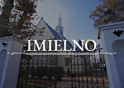 Imielno – Church of St. Nicholas and the Most Blessed Virgin Mary