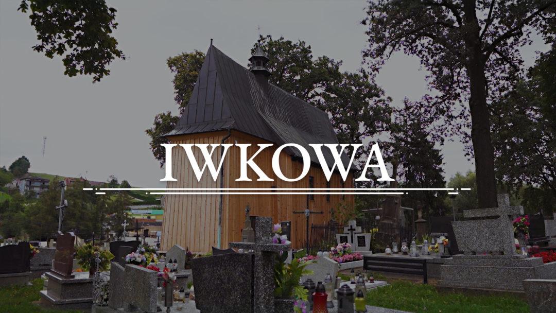 IWKOWA – kościół pw. Nawiedzenia Najświętszej Marii Panny