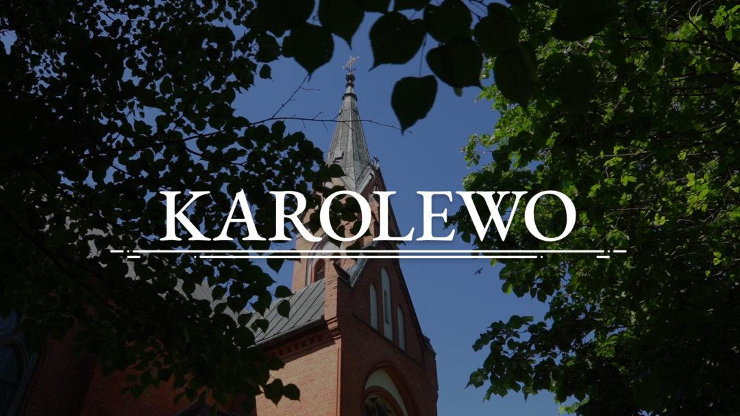 KAROLEWO – Parafia pw. św. Stanisława Kostki