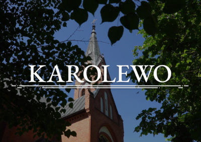 KAROLEWO – The Parish of St. Stanisław Kostka