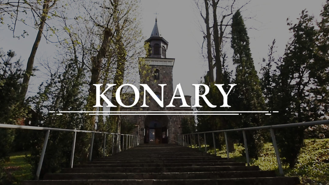 KONARY – Kościół Rzymskokatolicki pw. Trójcy Świętej