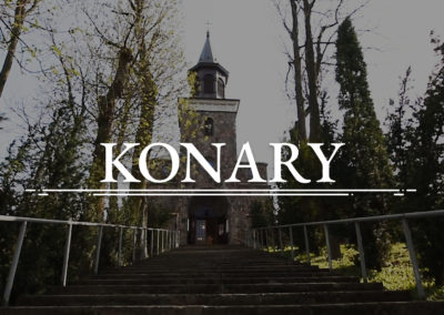 KONARY – The Roman-Catholic Church of Holy Trinity