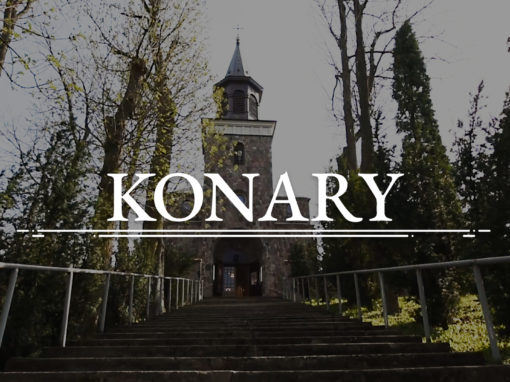 KONARY – The Roman-Catholic Church of Holy Trinity