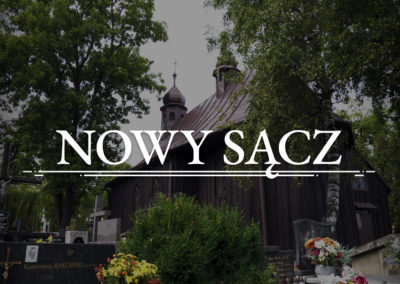 NOWY SĄCZ – St. Helen's Church