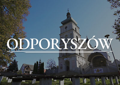 Odporyszów – Shrine of Our Lady of Victory