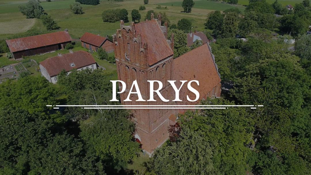 PARYS – Kościół Rzymskokatolicki pw. Matki Boskiej Nieustającej Pomocy