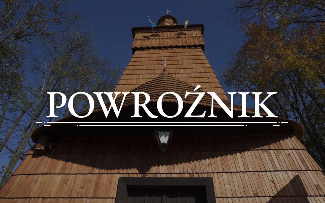 Powroźnik – Orthodox church St. James the Younger Apostle (UNESCO)