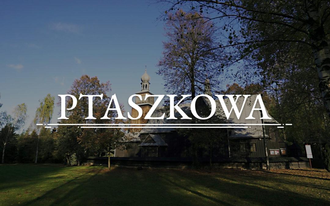 PTASZKOWA – Kościół pw. Wszystkich Świętych