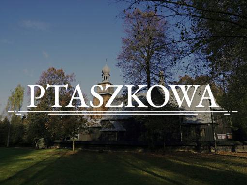 PTASZKOWA – Eglise sous le vocable de tous les Saints