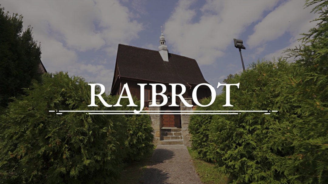 RAJBROT – Kościół Narodzenia Najświętszej Marii Panny