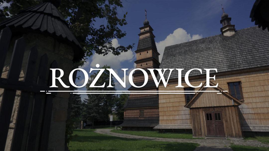 ROŻNOWICE – Kościół pw. św. Andrzeja Apostoła