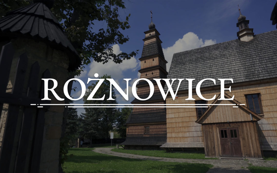 Rożnowice – the Church of St. Andrew the Apostle