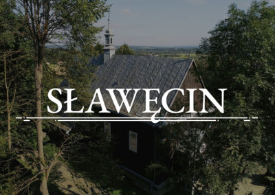 Sławęcin – the Church of St. Catherine