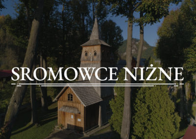 SROMOWCE NIŻNE – Church of St. Catherine