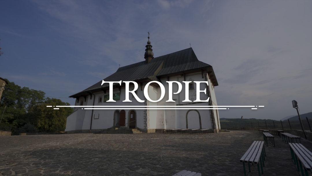TROPIE – Sanktuarium św. Pustelników Świerada i Benedykta