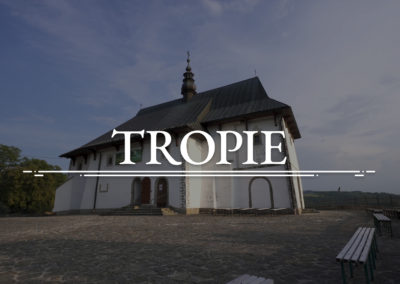 TROPIE – Sanctuary of the Hermits St. Świerad and St. Benedict
