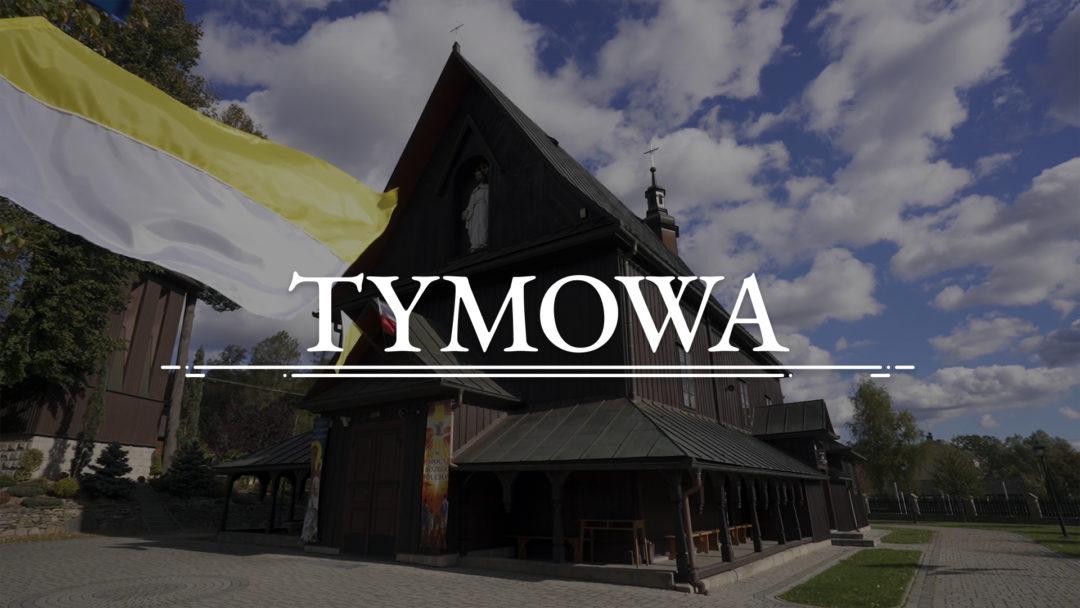 TYMOWA – Kościół pw. św. Mikołaja Biskupa