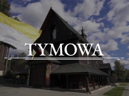 TYMOWA – Église sous le vocable de Saint Nicolas l'Evêque (de Myre)