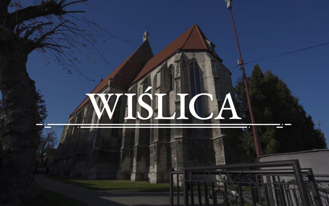 WIŚLICA – Bazylika kolegiacka pw. Narodzenia Najświętszej Marii Panny