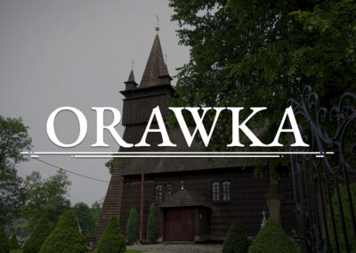 ORAWKA – Church of St. John the Baptist