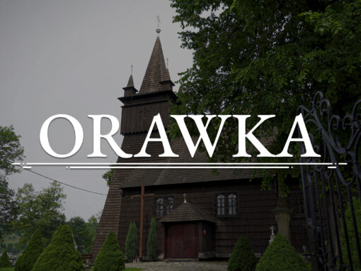 ORAWKA – Église Saint-Jean-Baptiste