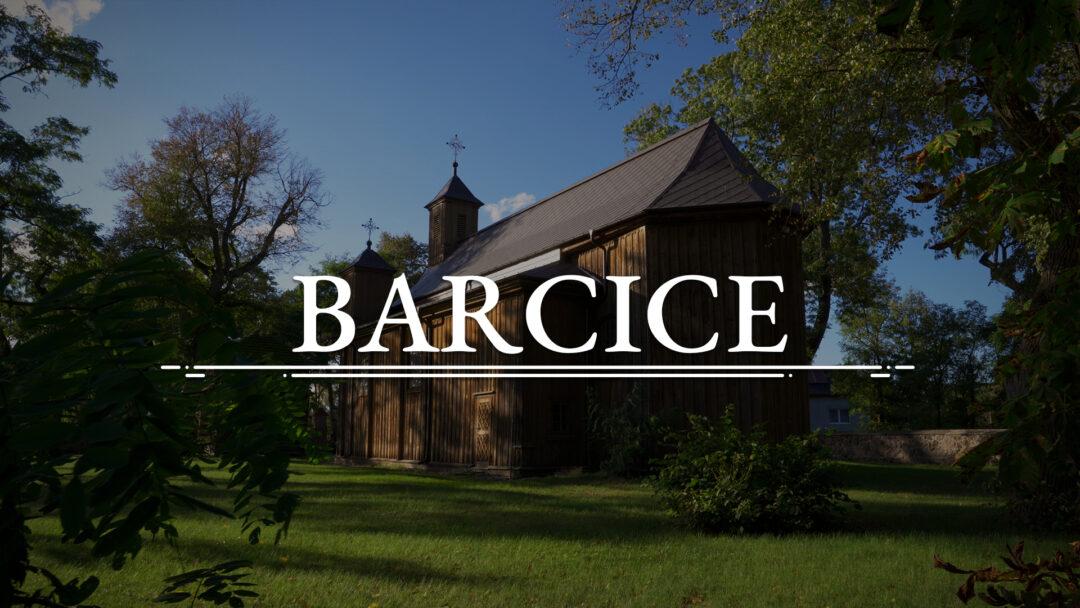 BARCICE – Kościół pw. św. Stanisława
