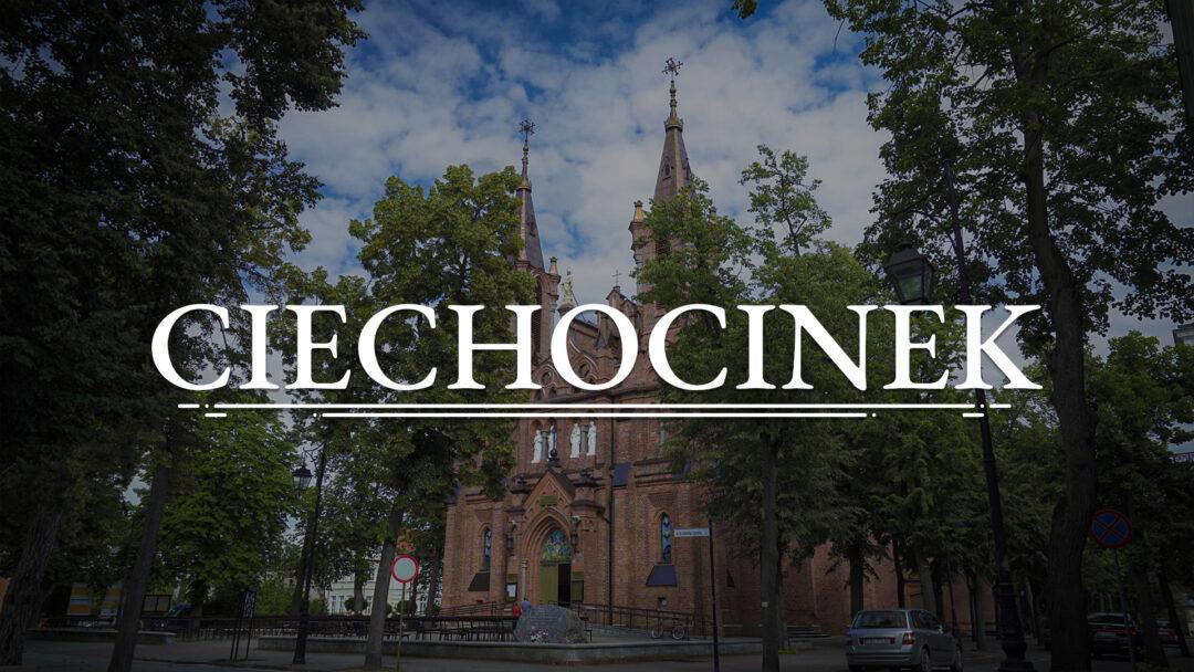 CIECHOCINEK – Kolegiata pw. św. Apostołów Piotra i Pawła