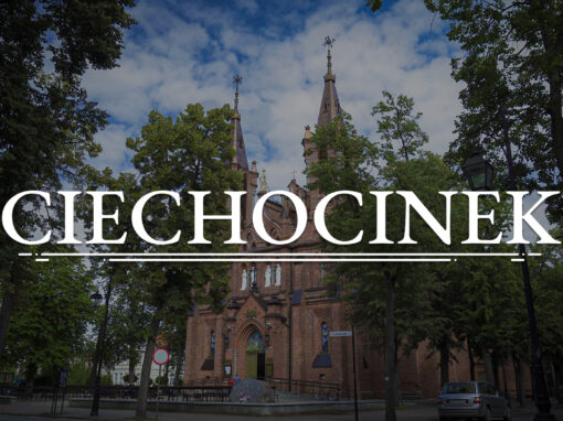 CIECHOCINEK – Collegiate Church of SS. Peter and Paul the Apostles