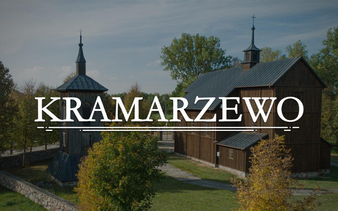KRAMARZEWO – Kościół fil. pw. św. Barbary