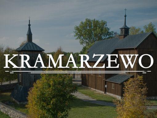 KRAMARZEWO – Église filiale Sainte-Barbara