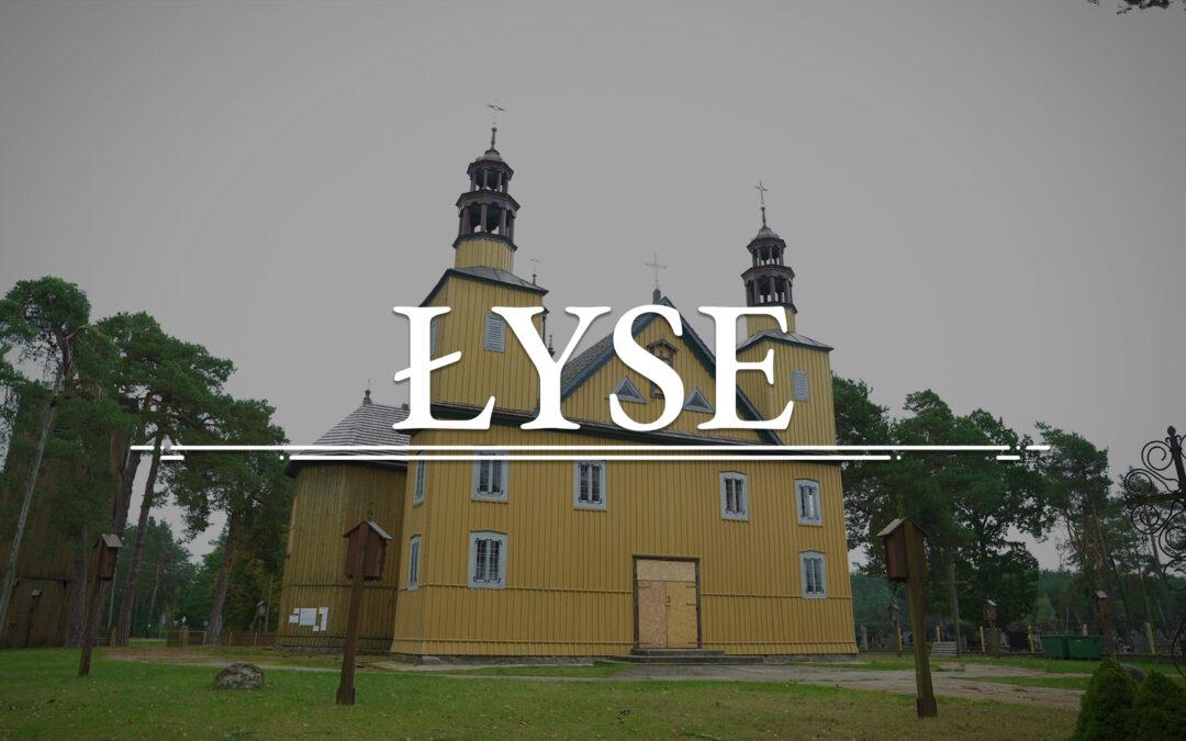 ŁYSE – Kościół pw. św. Anny