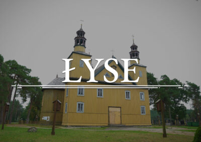 ŁYSE – Church of St. Anne